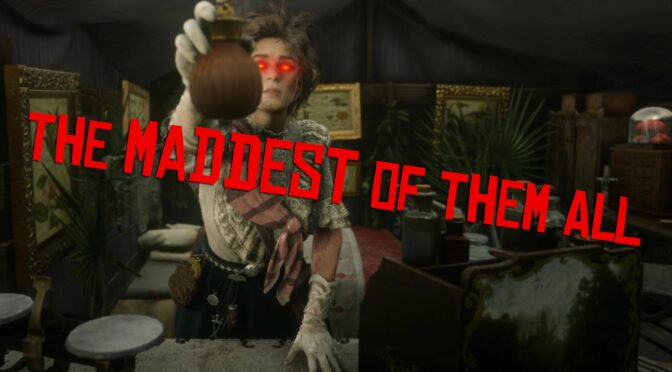 A love letter to Harriet Davenport, the maddest of them all – The life of a Naturalist in Red Dead Online